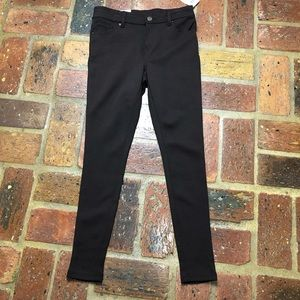 Style & Co Ultra Skinny Leg Mid Rise Pants - Sz 2P